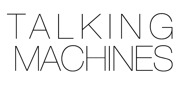 talking machines banner