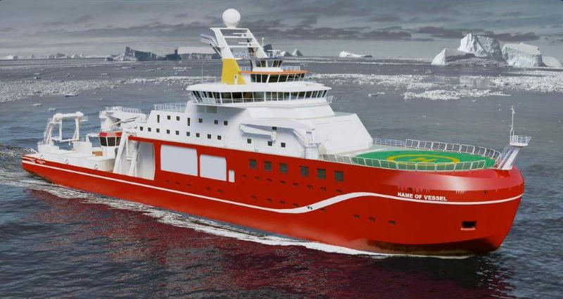 NERC ship